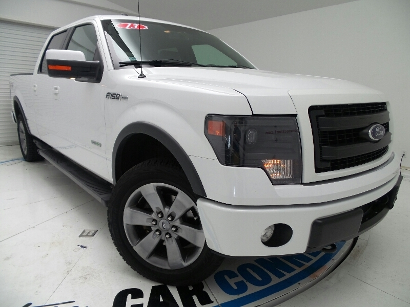2013 Ford F-150 4WD CREW  FX4 NAVIGATION FOUR WHEEL DRIVE truck