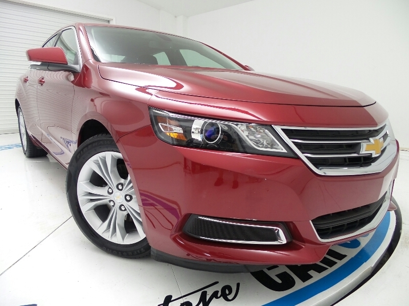 Used Chevrolet Impala 4DR LT