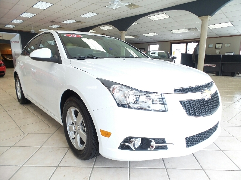 Used Chevrolet Cruze 4DR SDN AUTO 1LT