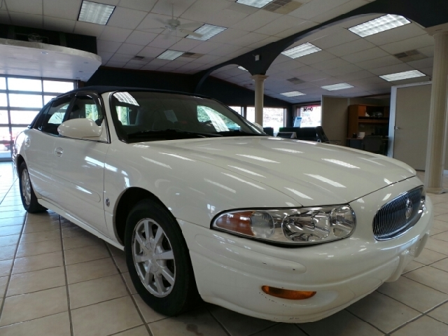 pre owned 2004 buick lesabre 4dr sdn custom sedan in new. Black Bedroom Furniture Sets. Home Design Ideas