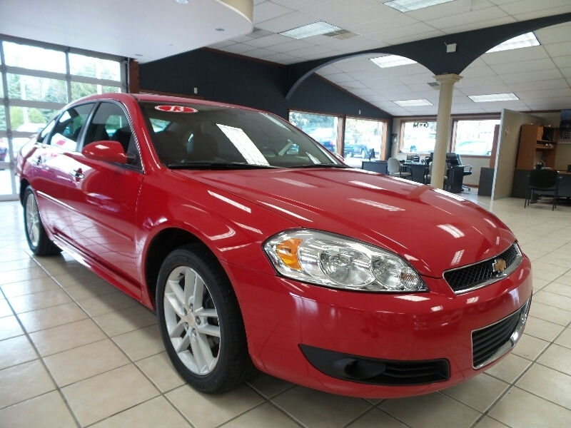 2013 chevrolet impala 4dr sdn ltz sedan in new castle. Black Bedroom Furniture Sets. Home Design Ideas