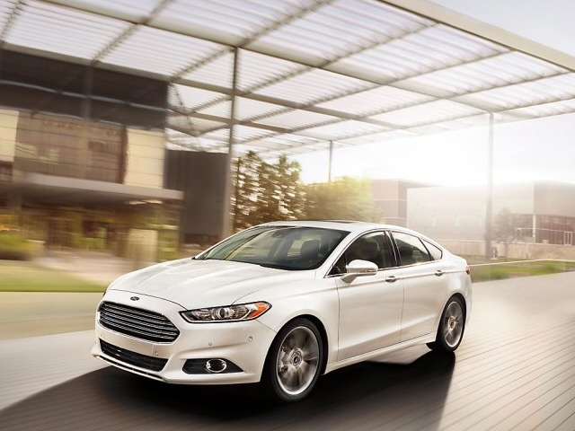 Used Ford Fusion 4dr Sdn SE FWD