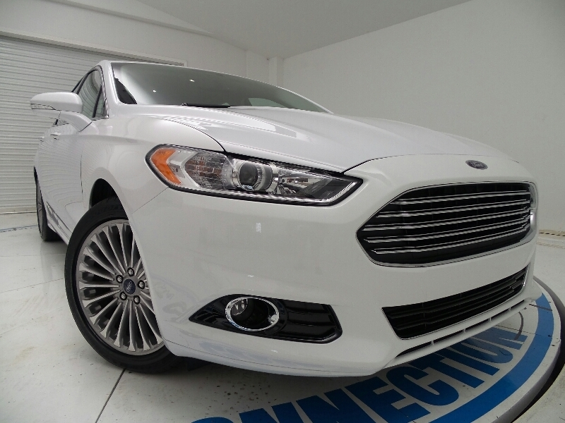 Used Ford Fusion 4dr Sdn Titanium FWD